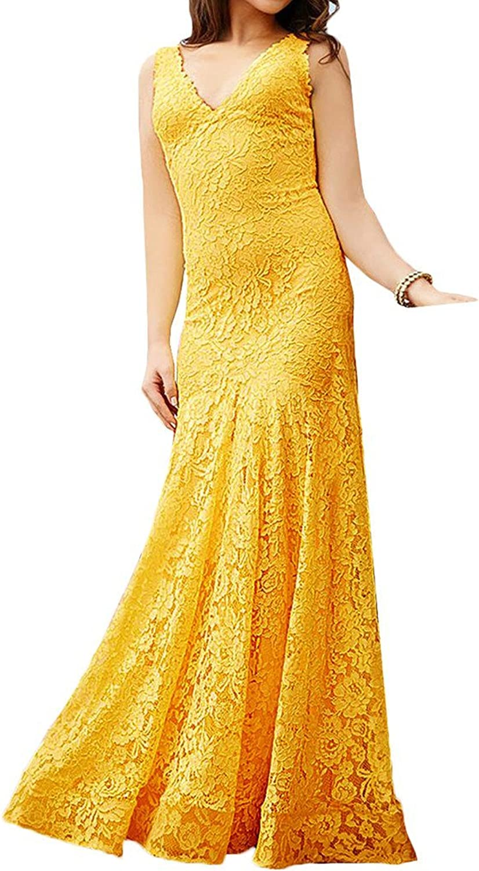 Avril Dress VNeck Lace Sheath Prom Wvening Formal Dress Long for Woman 2016