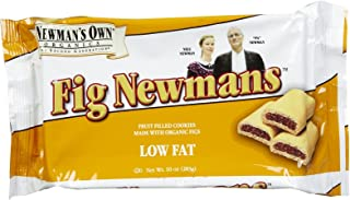 Newman's Own Organic Fig Bar Low fat Cookie, 10 oz