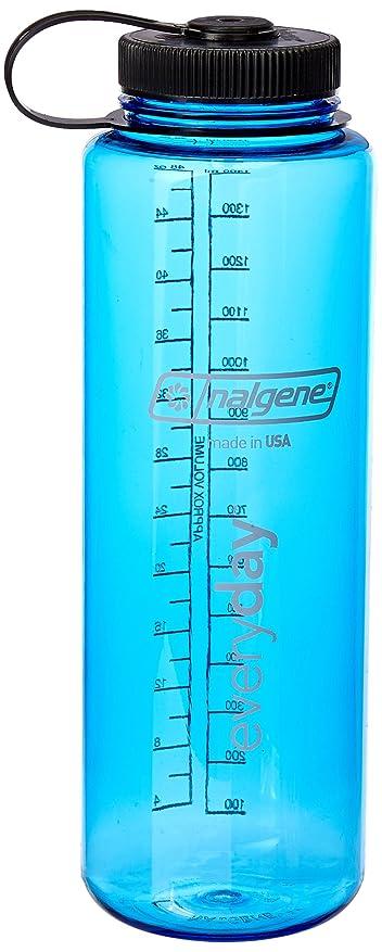 拳有名別々にnalgene(ナルゲン) カラーボトル 広口1.5L トライタンボトル
