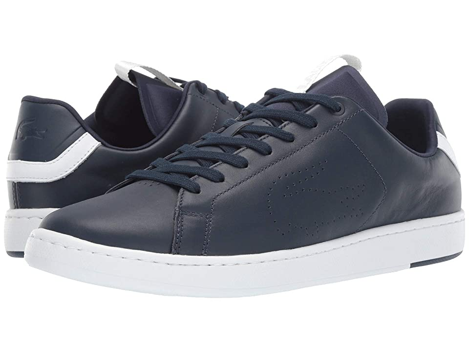 Lacoste Carnaby Evo Light-WT 1191 (Navy/White) Men