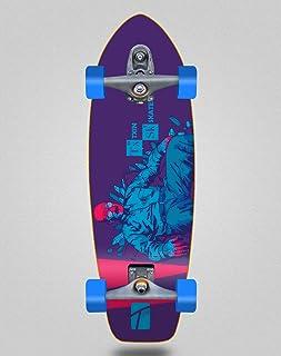TXIN - Surfskate with T12 Trucks Surf Skate Breaking 31...