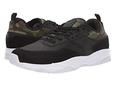 DC E. Tribeka (Black/Camo Print) Men