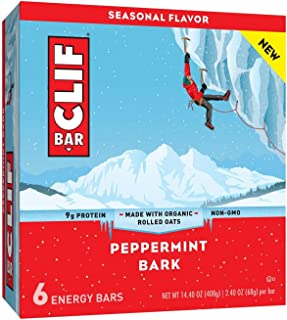 Best peppermint clif bar Reviews