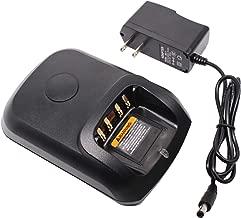 WPLN4232 Rapid Charger Compatible for Motorola XPR3300 XPR6550 XPR7550 APX4000 XPR6300 XPR6350 XPR6500 XPR6580 XPR7350 XPR7580 XPR3500 XPR7550e XPR7350e XPR3500e DP3400 WPLN4226 PMPN4174 NO-IMPRES