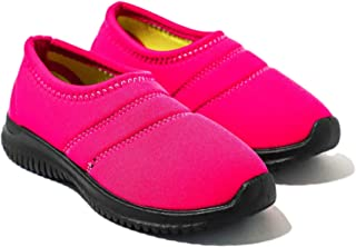 Walkies - Kids Slip-on Shoes/Sneakers Comfortable Light Weight Causal Shoes for Boys & Girls (Age 4-8 Years)