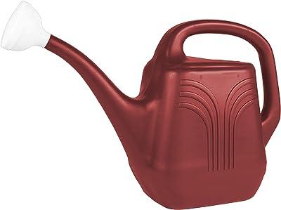 Bloem Watering Can Classic (JW82-13), Burnt Red, 2 Gallon (256 Fl Oz)