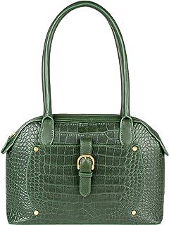 Hidesign Women's Shoulder Bag(COW CRO MEL RAN EMER)