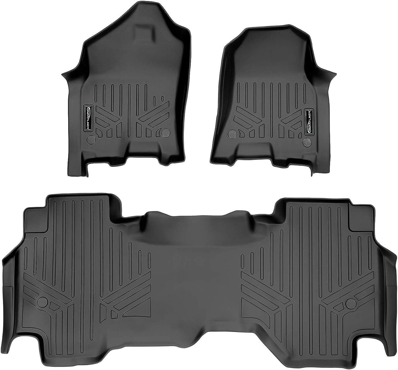 NEW before selling MAXLINER Floor Mats 2 Row Liner Black 2019-2021 for 1500 Set Ram Direct stock discount