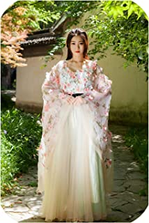 Chinese Style Student Costume Women Chinese Folk Dance Clothing Stage Dress Tang Traje Chin