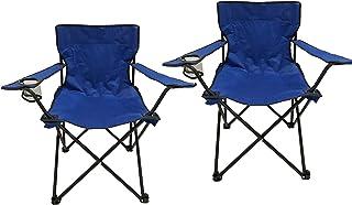 comprar comparacion HOMECALL Silla de Acampada, Azul