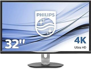 Philips 328P6VJEB 32IN LED (4K-UHD) Vga/Dvi-D/Hdmi/Displayport (16:9) 3840X2160 Speakers Smartergobase VESA