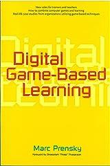 Digital Game-Based Learning (English Edition) eBook Kindle
