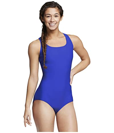 Speedo Moderate Ultraback One-Piece (Hyper Blue) Women