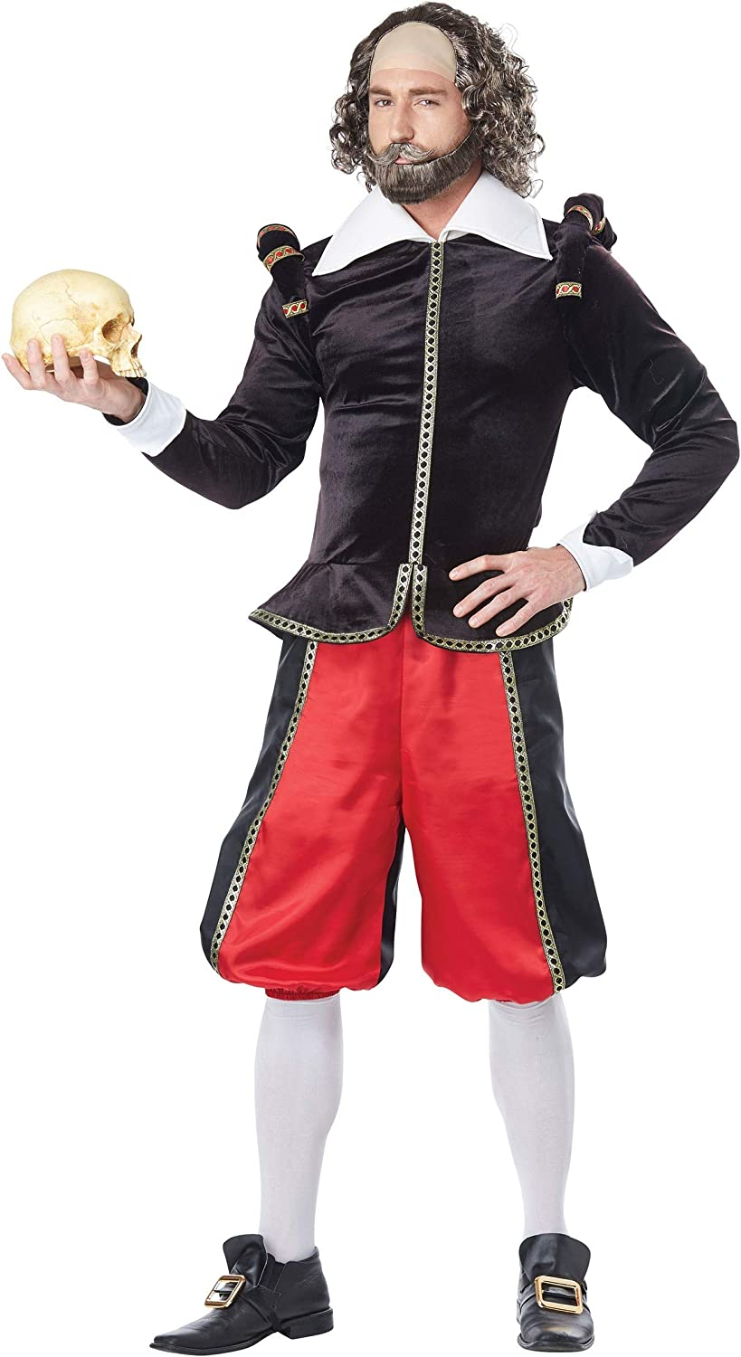 Sales of SALE items from new works Adult William Limited Special Price Shakespeare Costume