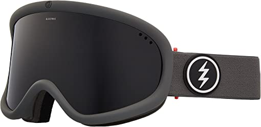 Grey Frame/Jet Black Lens