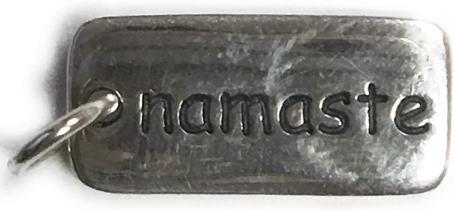Namaste Word Charm or Pendant Necklaces Ster for Bracelets Selling and selling Mesa Mall in