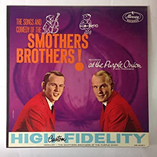 The Songs and Comedy of the Smothers Brothers