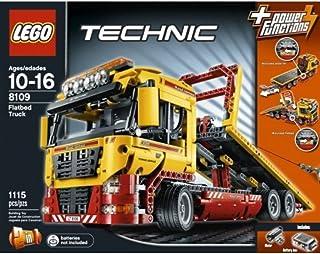 LEGO Technic 8109 - Camión de Plataforma