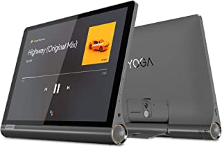 "Lenovo Yoga Smart Tab - Tablet de 10.1"" FullHD/IPS (Qualcomm Snapdragon 439 Octa-Core, 3 GB de RAM, 32 GB eMMC, Android 9,..."