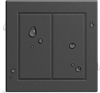 GIRA + Senic Friends of Hue Outdoor Smart Switch | Compatibel met Philips Hue (geen batterijen, niet opladen) | Draadloze ...