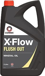 Comma XFFO5L X-Flow Flush Out Aceite de aclarado, 5 litros