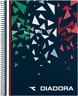 Diadora Notebook Notepad A4Micro with 120Sheets (Safta 511619064)