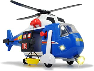 Dickie Action Series Helicopter, Multi-Colour, 203308356