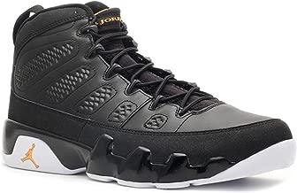 Jordan Nike Air 9 Retro IX Citrus Black/Citrus-White Mens Shoes 302370-004-9.5