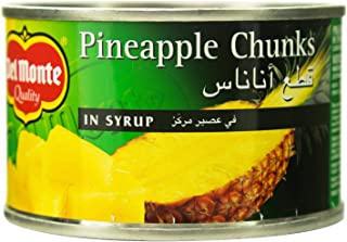 Del Monte Pine Chunks in Syrup - 234 gm