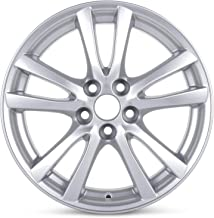 New 18 inch x 8 inch OEM Replacement Wheel compatible with Lexus IS250 IS350 Rim 74189 One Piece