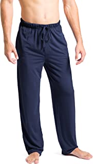 Men's Ecofabric Jersey Pajama Pant with Pockets Relaxed Fit