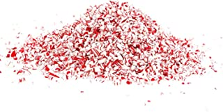 Crushed Peppermint Candy Bits: 5LB Bag