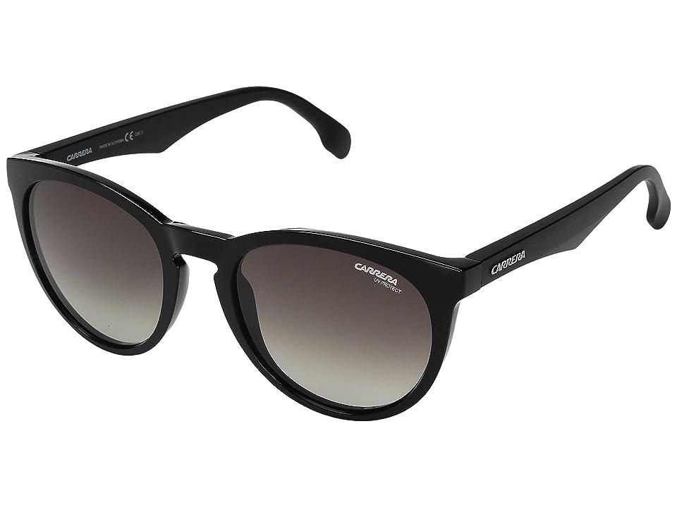 Carrera Carrera 5040/S (Black with Brown Gradient Lens) Fashion Sunglasses