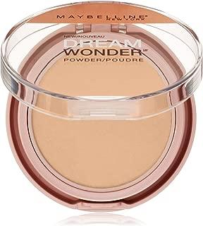 Maybelline New York Dream Wonder Powder, Medium Buff, 0.19 Ounce