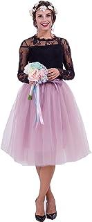 bb3791f62 Amazon.es: falda tul mujer - Multicolor