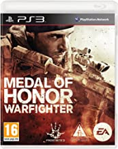 Medal of Honor Warfighter Sony Playstation 3 PS3 Game