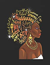 Black Girl Magic 2020 Daily, Weekly, Monthly Calendar and Planner: African American | December 2019 - December 2020 | 8.5 X 11