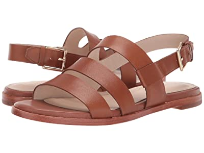 Cole Haan Anela Grand Sandal (CH British Tan Leather) Women