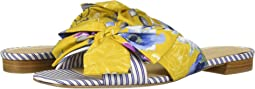 Yellow Multi/Floral Blue