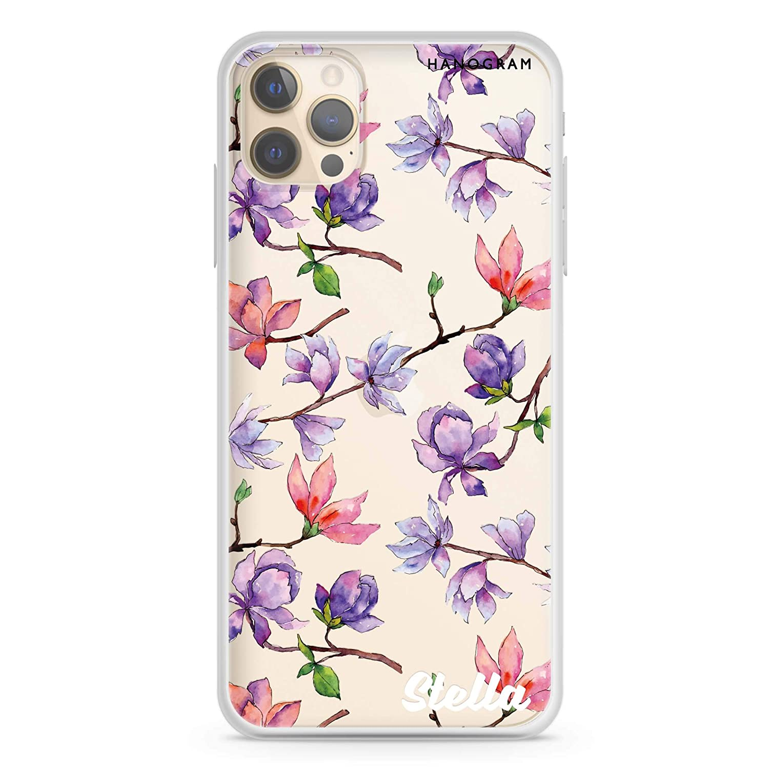 Colour Same day shipping In Over item handling Spring iPhone 12 Pro i Max Soft Clear Case