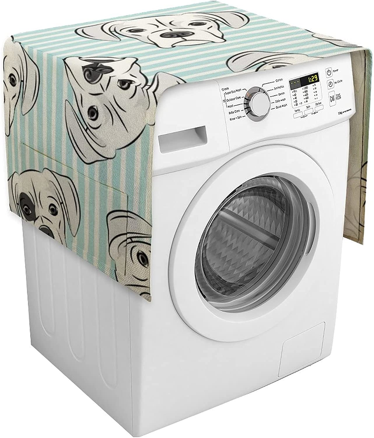 Max 90% OFF Multi-Purpose Sales Washing Machine Covers Washer Appliance Protector