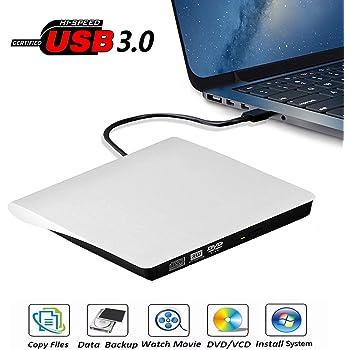 USB 2.0 External CD//DVD Drive for Apple macbook 13 inch ma701j a