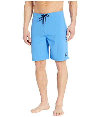Hurley 20 Phantom One Only Boardshorts (Pacific Blue) Men