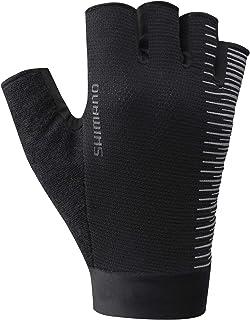 SHIMANO Klassiska handskar män svarta handskar storlek L 2020 cykelhandskar