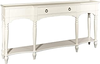 72 inch console table with drawers
