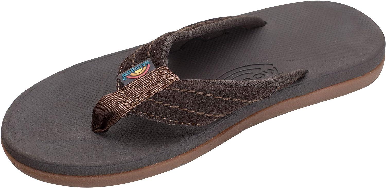 Rainbow 5 Charlotte Mall ☆ popular Sandals Men's East Sandal Molded Cape Rubber
