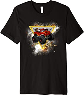 2019 Monster Truck Design - Model - ETL -28639  Premium T-Shirt