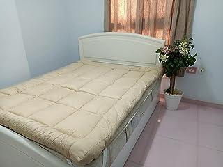 مرتبة تطرية من الفيبر بكثافة 800 جرام/المتر المربع- سمك 7 سم سرير 120سم