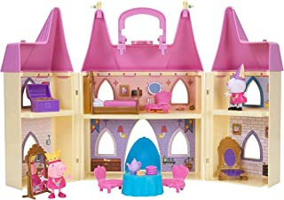 Peppa Pig 99803 s Princess Castle Deluxe Playset
