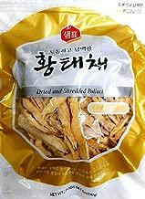 Sempio Dried & Shredded Pollack, Korean Hwangtae 5oz (142g)